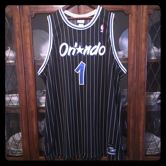 on sale dbfea 32b57 NEW Authentic Orlando Magic Tracy McGrady Jersey